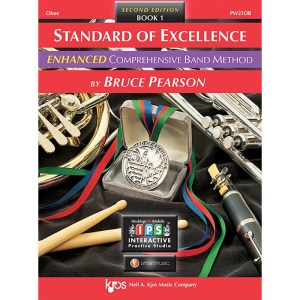 standard of excellence 1 oboe