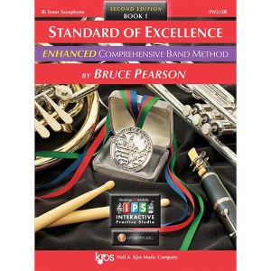 standard of excellence 1 tenor sax