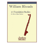 rhoads foundation studies bass clarinet