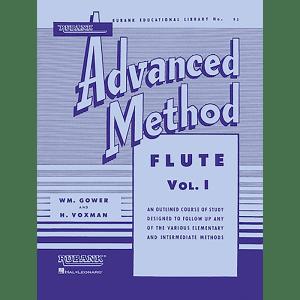 rubank adv vol 1 flute