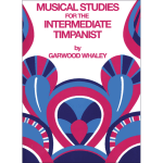 musical studies intermediate timpanist