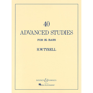 Tyrell 40 Advanced Studies Tuba