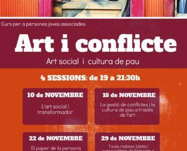 CURS | Art i Conflicte: art per a l'acció social