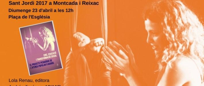 Presentació llibre i taller de circ per Sant Jordi