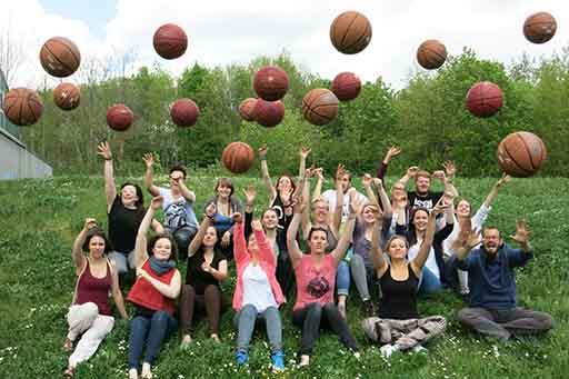 Basket Beat: movimiento, arte, educación y acción social | Josep M. Aragay