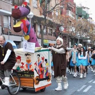 Participació al Carnaval de Roquetes-Nou Barris 2013