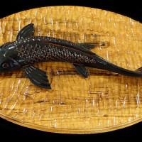 The Black Koi By Ranjeeve Persad