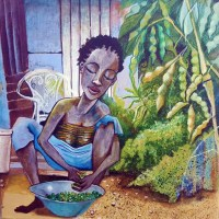 candice-sobers-shelling-peas