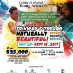Art Competition : Trinidad & Tobago : Naturally Beautiful!