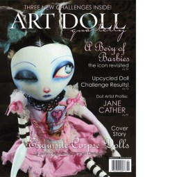 Art Doll Quarterly Spring 2010