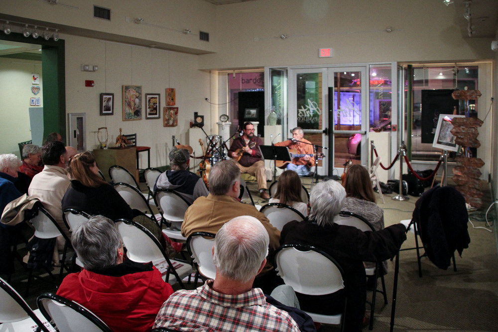 Beaufort County Traditional Music Association