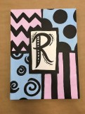 Canvas Monogram