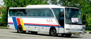 Bus Pontianak - Kuching (2/2)
