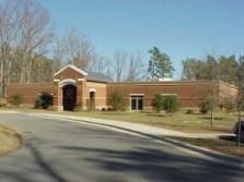 Southern Human Services Center Exterior