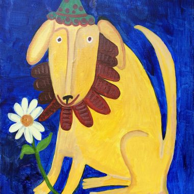 """""""Barely Civilized: Folk Art by Cher Shaffer"""" showing at the Alexander Dickson House"""