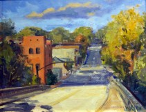 "Honorable Mention: ""Hillsborough, NC"" by James Keul"