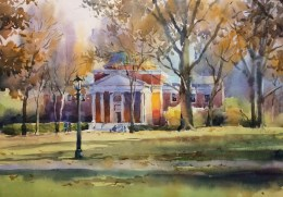 "Presenter's Choice-Orange County Arts Commission: ""Autumn Light"" by J. J. Jiang"
