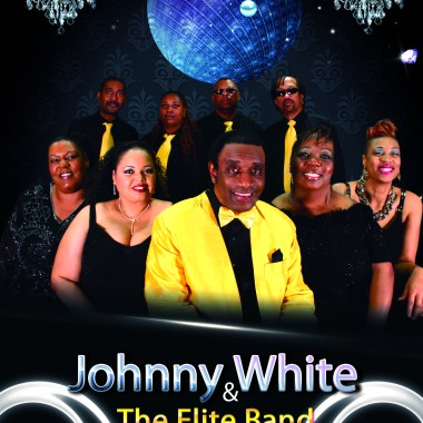 Last Fridays Concert with Johnny White and the Elite Band