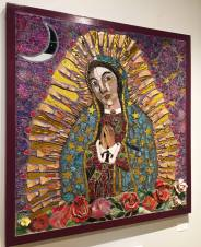 """Theresa Arico - """"The Lady/Virgin of Guadalupe"""""""