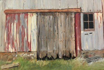 Honorable Mention: o A History of Barn Painting by Carroll Lassiter of Chapel Hill, NC