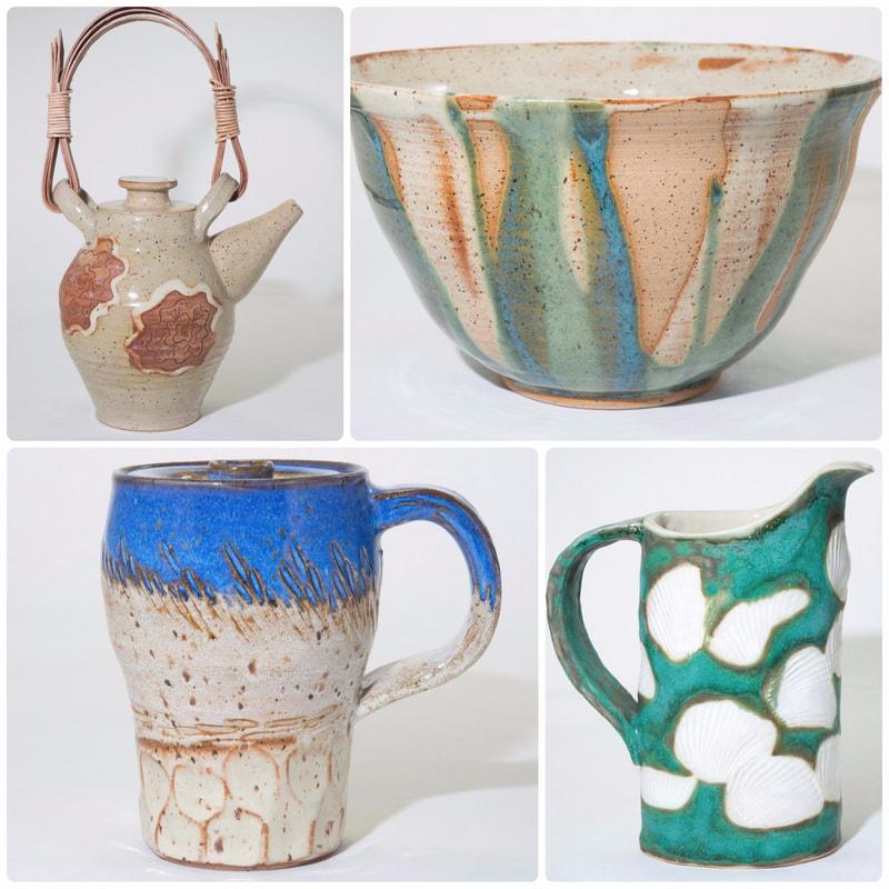 Julie Berkowitz Ceramics