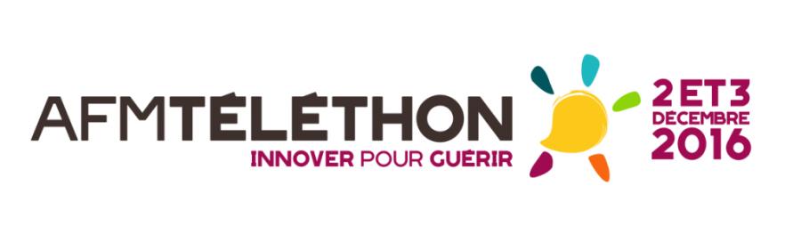 Logo Téléthon 2016