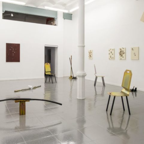 alternative exhibition spaces