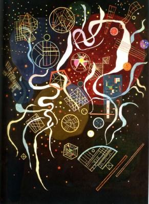Mouvement I, 1935, huile sur toile, Moscou, Galerie Régionale Tretiakov