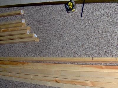Making Stretcher Bars