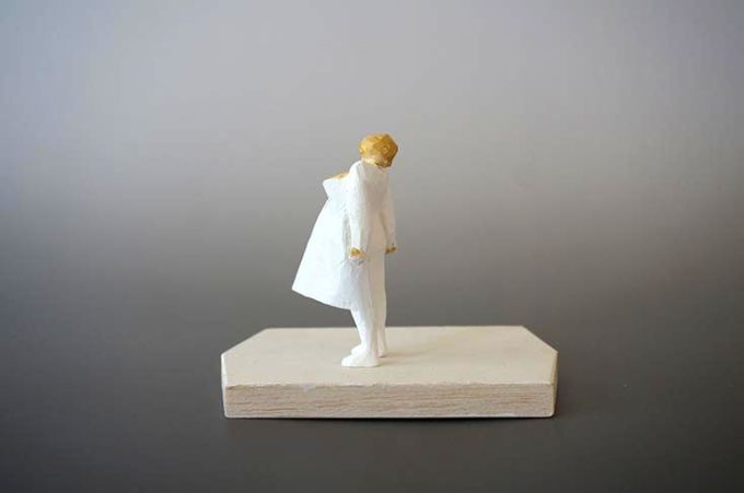 Range of Arts - Sculpture - Kazuhiko Tanaka - Breath