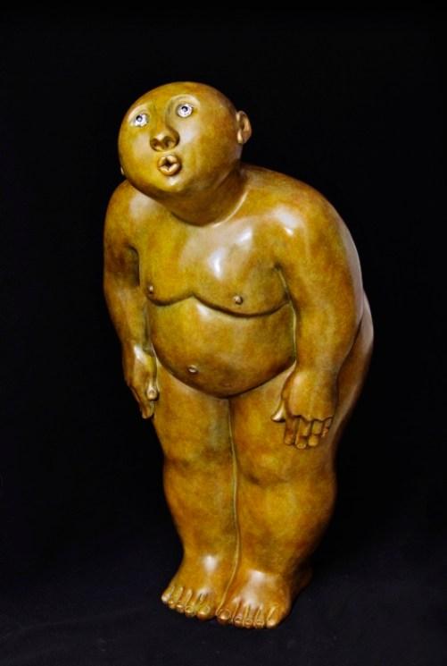 Range of Arts - Sculpture - Lindsey De Ovies - Ooooh
