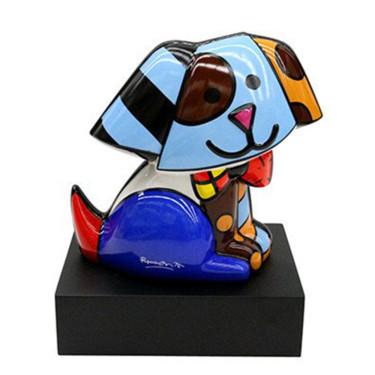 Range of Arts - Porcelain Sculpture - Romero Britto - Rio