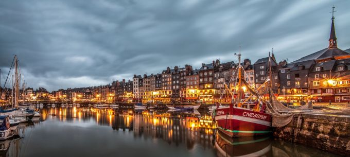 Range Of Arts - Photo - Honfleur