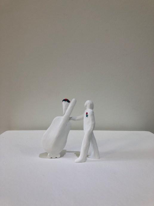 kazuhiko tanaka sculpture clay argile for sale japan