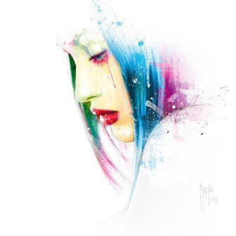 Range of Arts - Painting - Patrice Murciano - In Love