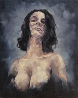 nathan chantob peintre prix artiste painting emerging young painter contemporary art contemporain exposition honfleur
