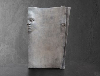 paola grizi art sculpture artist prices books literature italian bronze