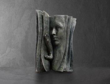 paola grizi art sculpture artist prices books literature italian bronze