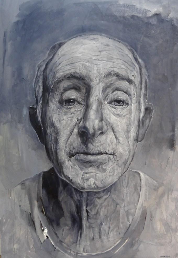 french painter nathan chantob exhibition women portrait age du gris for sale honfleur