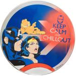 Range of Arts - Painting - Thierry Beaudenon - Keep Calm & Chill Out