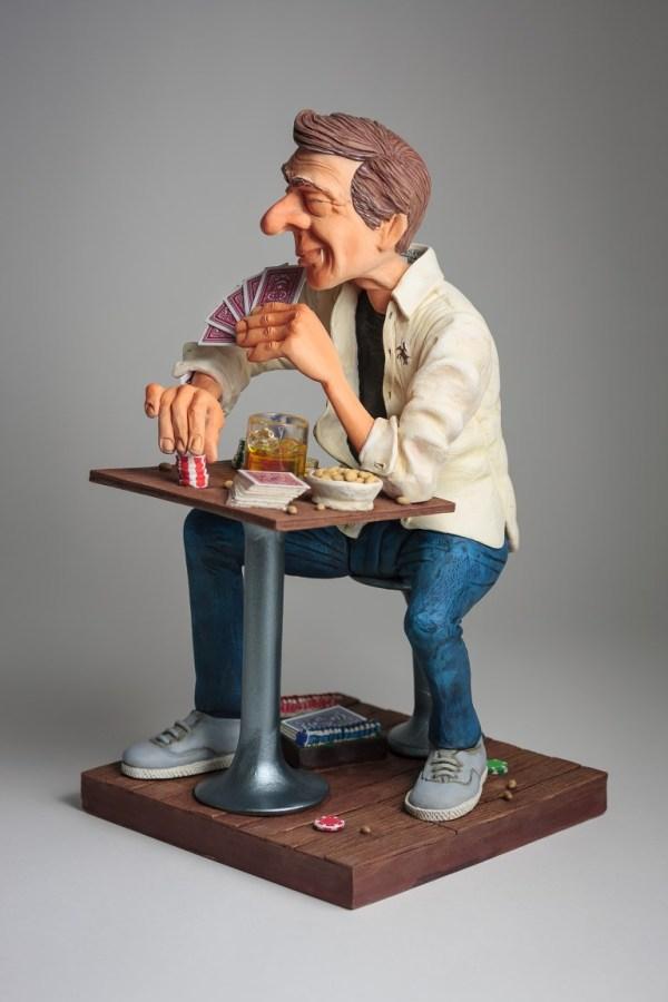 guillermo forchino prix sculpture figurines comic art price for sale