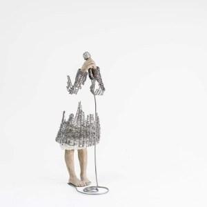 Range of Arts - Sculpture - Lene Kilde - Singing