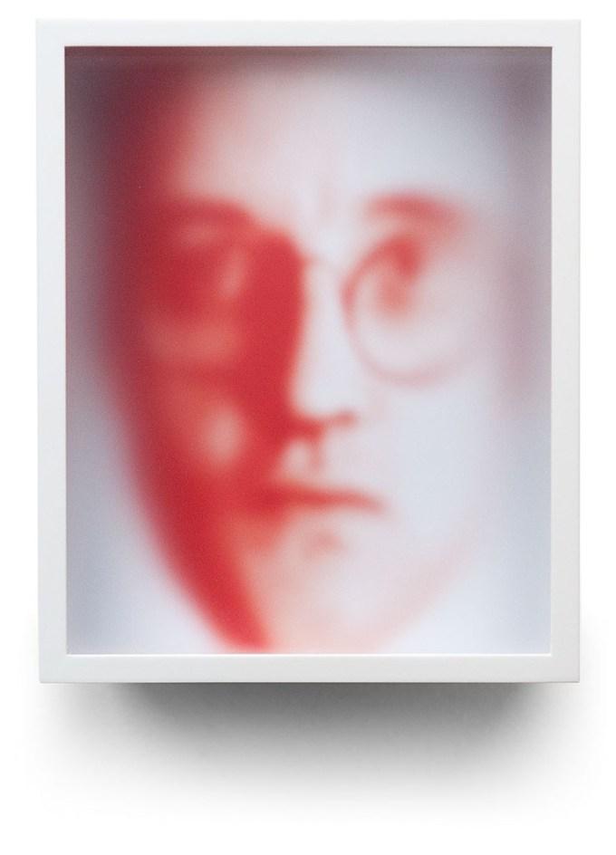 Range-of-Arts-Maxim-Wakultschik-Mixed-media-Portrait-Keith-Haring-MW_MM_108.001.L