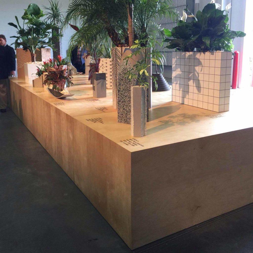Event display design for Caesarstone Technologies USA
