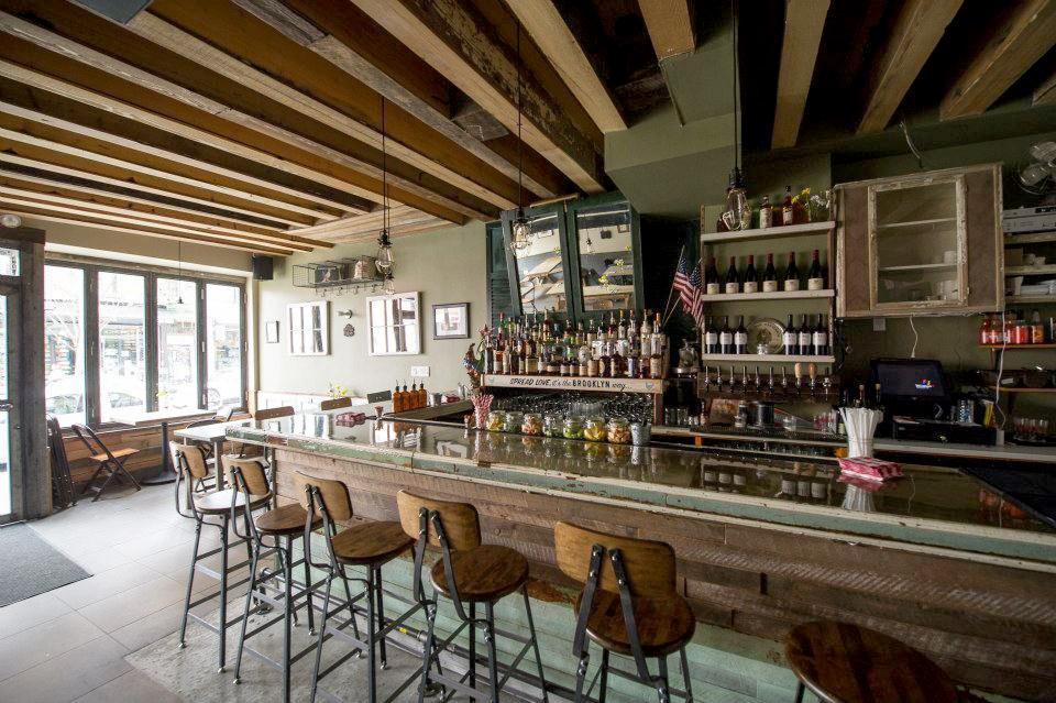 Sweet Chick Restaurant and Bar in Williamsburg Brooklyn