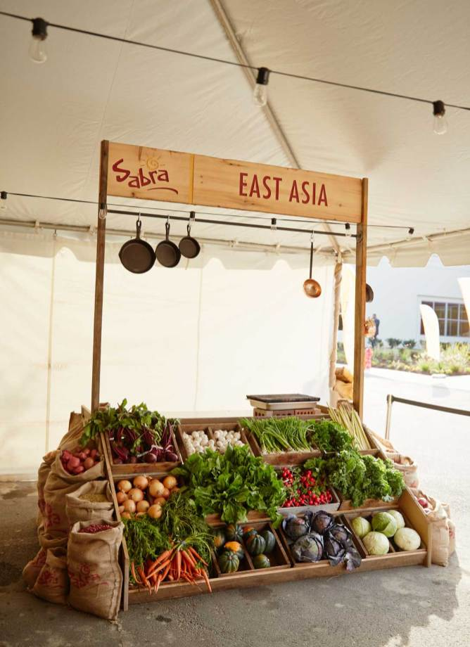 Sabra Hummus Marketplace
