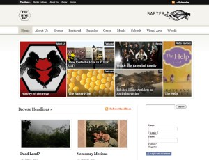 barter hive -craigslist style trading site