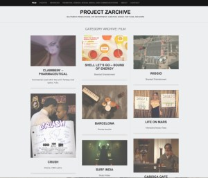 project-archive-website
