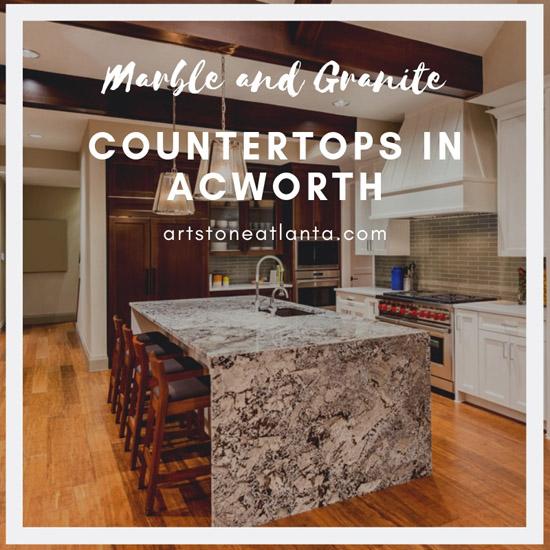 Granite Countertops In Acworth