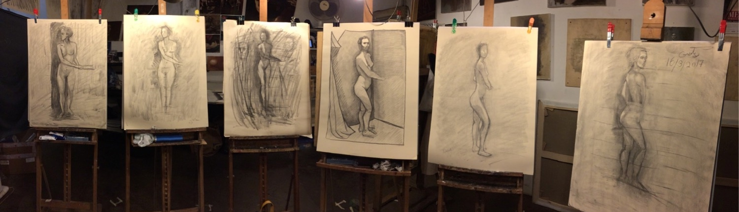 Figure Drawing - Nov 14